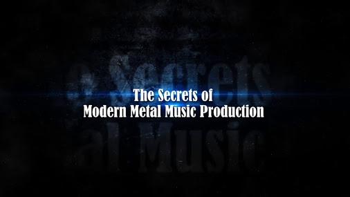 Modern Metal Masterclass