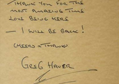 Greg Haver