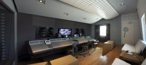 Control Room Panorama